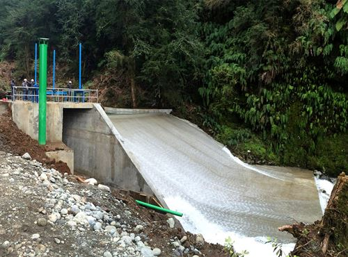 Detailed Design of Tranquil Hydroelectric Development